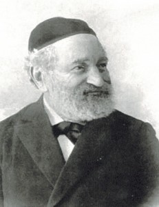 Rabbiner Hildesheimer