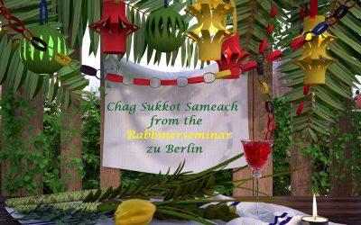 Chag Sukkot Sameach