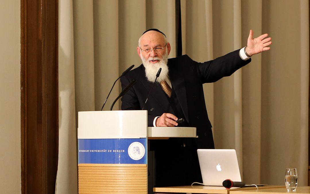 Hildesheimer Vortrag 2018