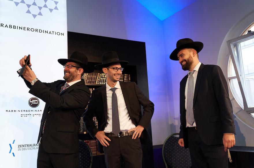 A New Kind of Rabbi